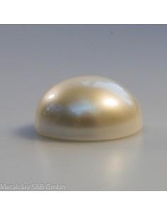 Südseeperle 20 mm halbrund