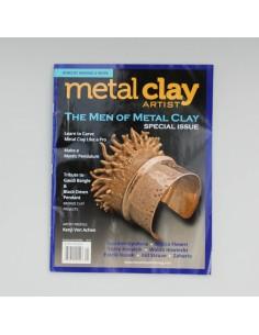 Metalclay Artist Magazine 01/2014