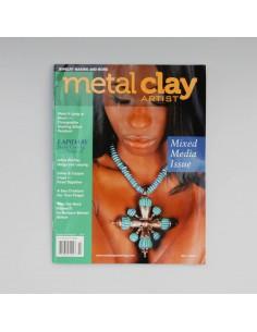 Metalclay Artist Magazine 02/2014