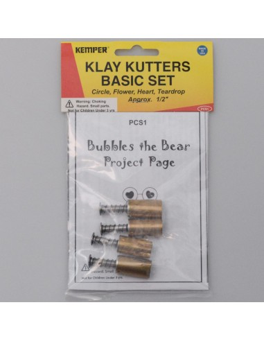Klay Cutter Basisset 12.5mm