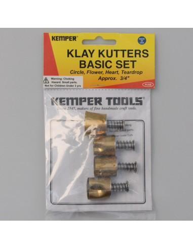 Klay Cutter Basisset 19mm