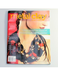 Metalclay Artist Magazine 01/2015