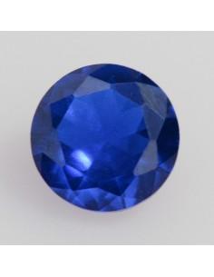 Spinell blau