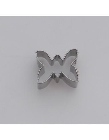 Ausstecher Schmetterling