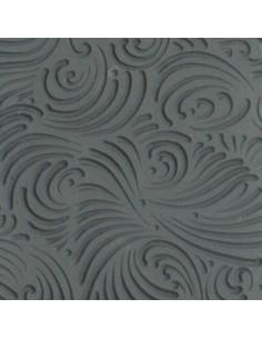 Textur Swirly Gig erhöht