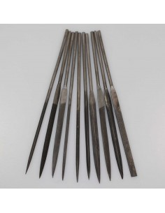 Nadelfeilen Stahl