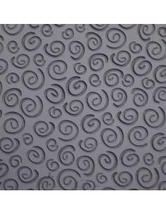 Textur Spiralen erhoben