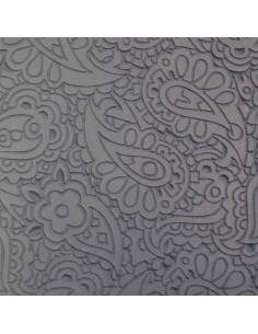 Textur Paisley fein