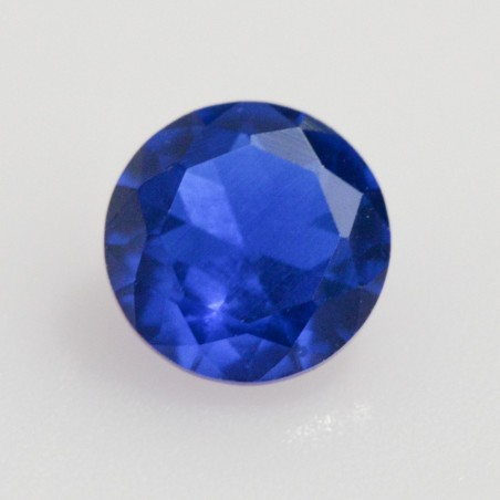 Synthetisch Spinell blau