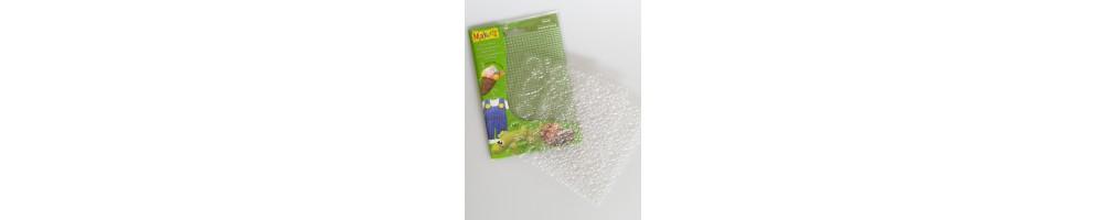 Strukturbogen Plastik